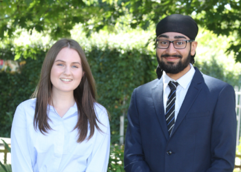 New Head Boy and Head Girl Announced
