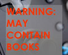 Warning may contain books reading list 2018 19