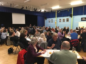 Quiz night spring 2018