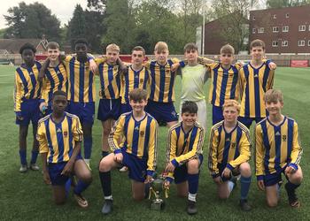 Year 9 East Berkshire Cup 2019 Winners
