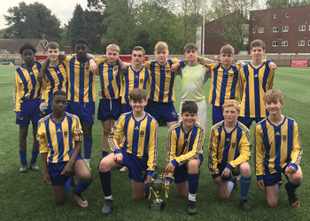 Year 9 East Berkshire Cup 2019 Winners