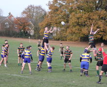 Line out