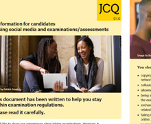 JCQ social media