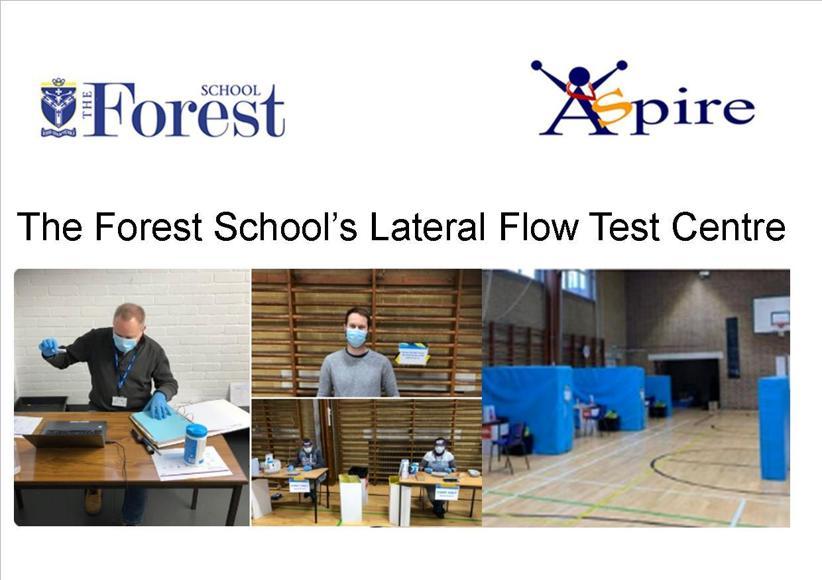 Lateral Flow Test C1entre