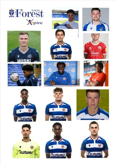 14 FA Cup 3rd Round Forest Players