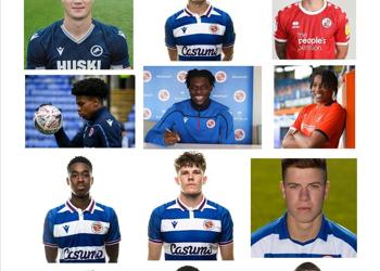 14 Former students take part in FA Cup 3rd round matches