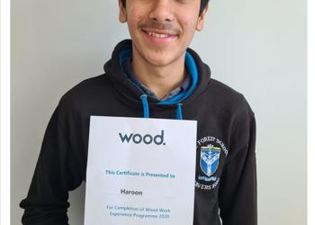 Work Experience with Wood PLC