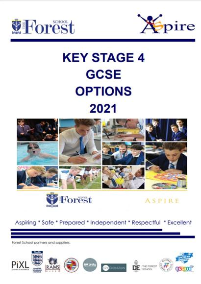 Options booklet 2021 front page
